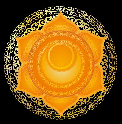 نماد چاکرای دوم یا چاکرای اسکرال