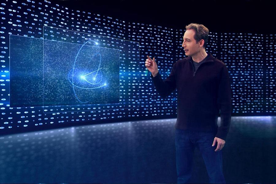 فضا چیست - مستند تار و پود کیهان