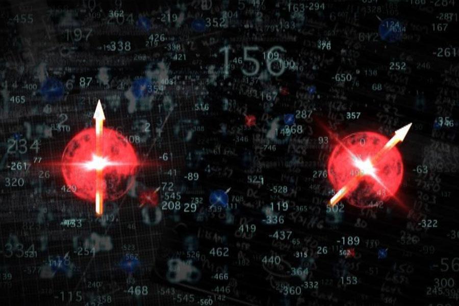 جهش کوانتومی - مستند تار و پود کیهان